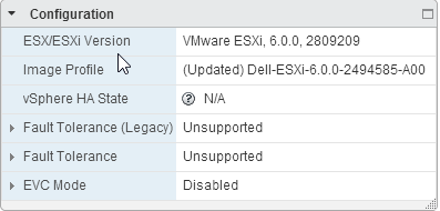 ESXi 6.0.0b Build Version