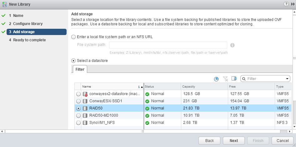 vSphere 6 Content Libraries – almost really cool! | JonKensy com