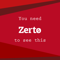 Zerto – What it is and why you need it