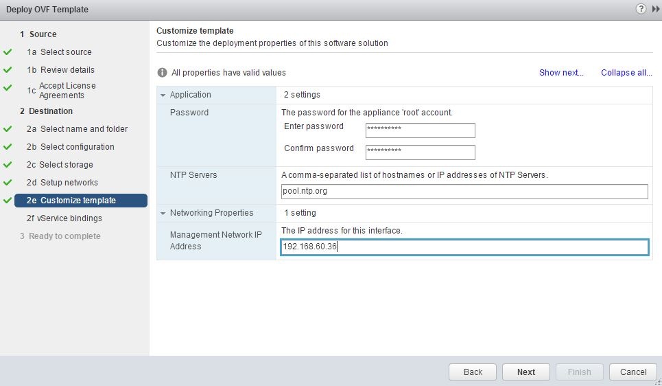 vSphere Replication Network Deploy 2